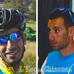 Pinerolo, serata con Nibali, Aru e tanta storia del ciclismo per presentare il Giro d'Italia