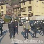 Pomaretto: Protezione civile e Carabinieri controllano le seconde case nelle borgate