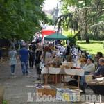 Domenica 21 mercatino dell'usato sotto i viali a Pinerolo