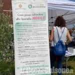 Oggi lo Sportello mobile del Risparmio e dello Spid fa tappa a Pinerolo in via del Pino