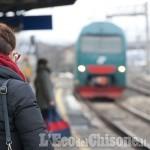 Linea Ferroviaria Pinerolo-Chivasso: la puntualità è peggiorata ancora