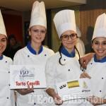 Pinerolo premia le migliori torte Caprilli: ecco le ricette
