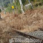 Ferrovia Torre Pellice-Pinerolo: passeggiata sui binari per chiedere il ritorno del treno