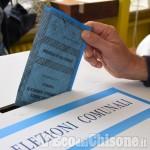 Ballottaggio Pinerolo: si chiude il primo giorno di voto, affluenza bassa al 31,59 per cento