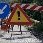 Val Chisone: Strada provinciale 166 chiusa per taglio di piante instabili