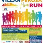 Fluo run: a Villar Perosa si corre per sostenere la ricerca sul cancro