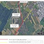Giro d'Italia: le modifiche alla viabilità a Vinovo, Candiolo e Castagnole