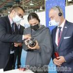 In visita alla Skf di Airasca la principessa Victoria di Svezia