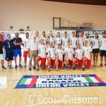Volley: il primo allenamento dell'Eurospin Ford Sara a Pinerolo