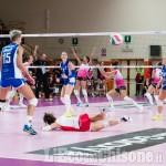 Volley serie A2 femminile: le casertane espugnano Pinerolo, netto 3 a 0