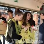 Oggi la colletta alimentare nei supermercati