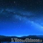 Pinerolo: nella notte di san Lorenzo oC'è sservazione della volta celeste