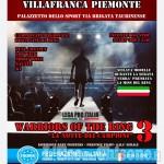 Villafranca: domani il palazzetto si trasforma in un ring