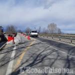 Villafranca: Ponte Pellice chiuso fino al 18 aprile per lavori di consolidamento