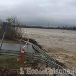 Vigone: riaperta la provinciale con Buriasco, Ponte sul Pellice chiuso fino alle 12