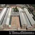 Embedded thumbnail for Covid Hospital OGR: il video della costruzione in 13 giorni