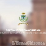 Embedded thumbnail for L'ultimo video del sindaco di Castagnole: «Nessun contagio, ma non siamo immuni»