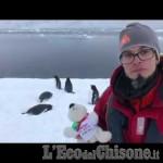 Embedded thumbnail for Antarctica Marathon: il viaggio di Fabio Calaon e Candido Martino