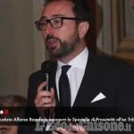 Embedded thumbnail for Il Ministro Bonafede: «Non si può pensare alla riapertura del Tribunale di Pinerolo»
