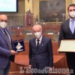 Embedded thumbnail for Il Sigillo della Regione Piemonte a Michele Colombino, storico presidente dell'Associazione dei Piemontesi nel Mondo