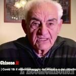 Embedded thumbnail for Covid 19: il videomessaggio del sindaco e dei cittadini di Piobesi
