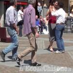 Embedded thumbnail for Fisarmonica e tango al mini flash mob dell'Eco Mese-L'Em a Pinerolo