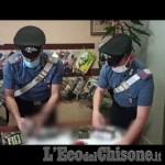 Embedded thumbnail for Orbassano: sequestrati quattro kg di hashish