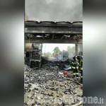 Embedded thumbnail for Incendio alla Cia Technima di Roletto: le operazioni di spegnimento