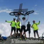 Embedded thumbnail for 4000 Metri Sopra il Cielo: in bici da None a Ciantiplagna per la disabilità