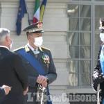 Embedded thumbnail for Le celebrazioni del 2 Giugno alla Scuola di Applicazione dell'esercito
