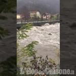 Embedded thumbnail for Chiuso il Ponte Malan, tra S. Germano e Porte