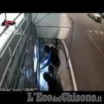 Embedded thumbnail for Assalto al bancomat: in carcere la banda di tre persone