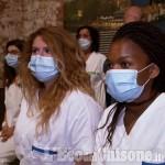 Embedded thumbnail for Il video: onorificenza ai medici cubani a Torino per il Covid