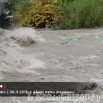 Embedded thumbnail for Maltempo: Il Chisone a Ponte Palestro Porte il 6 novembre