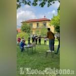 Embedded thumbnail for Pinerolo: gli Eugenio in via di gioia alla scuola Brignone