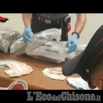 Embedded thumbnail for 31 chili di marijuana: arrestati i tre corrieri della droga