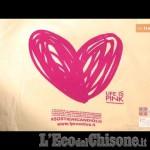 """Embedded thumbnail for """"Life is Pink"""" un cuore rosa per la prevenzione dei tumori femminili"""